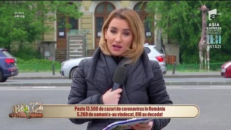 Starea de urgență nu va fi prelungită. Din 15 Mai România intră în starea de alertă