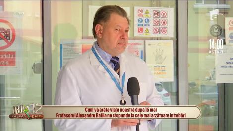 """Alexandru Rafila, avertismentul momentului pentru români: """"Coronavirusul nu va dispărea în următoarea perioadă"""""""