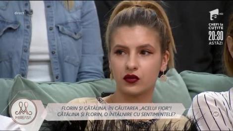 """Cină romantică cu fast și pregătiri intense! Florin și Cătălina, un posibil nou cuplu în casa Mireasa: """"Dacă e să fie ceva, o să fie!"""""""