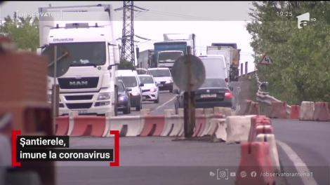 Calea ferată spre Aeroportul Otopeni va fi gata înainte de Campionatul European datorită virusului Covid-19