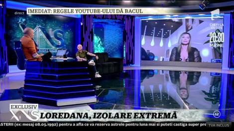 """Loredana cântă,""""Peste București!"""" Diva a povestit cum și-a petrecut timpul în perioada izolării: """" Nu am ieșit deloc din casă"""""""
