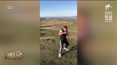 Cum se antrenează marii sportivi români în izolare
