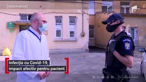 Un bărbat din Timişoara, ieşit pozitiv la testul pentru coronavirus, a vrut să evadeze pe geam din unitatea medicală