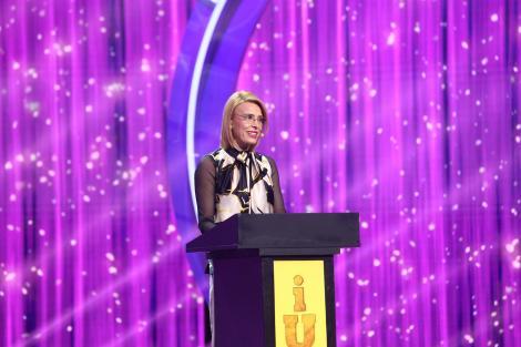Actrița Monica Davidescu, glume dure la adresa showbizului românesc! Mihai Bendeac a jucat împreună cu ea și știe ce-i poate pielea