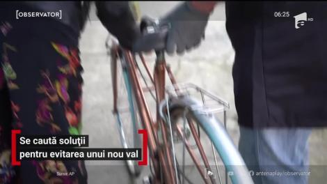 Pistele de biciclete au fost extinse în Italia