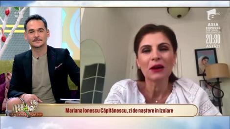 Mariana Ionescu Căpitănescu, zi de naștere în ziolare