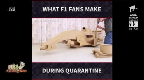 Smiley News: Ce faci în perioada de carantină dacă tu ești fan Formula 1