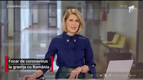 Focar de coronavirus la granița cu România, în regiunea Cernăuţi