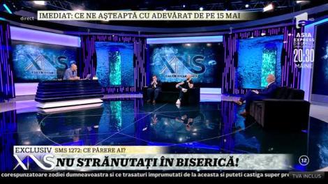"""Cum se va merge la biserică din 15 mai. Explicația lui Rareș Bogdan: """"Românii  sunt eroi!"""""""