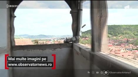 Sighișoara, orașul muzeu, se pregătește pentru 15 mai
