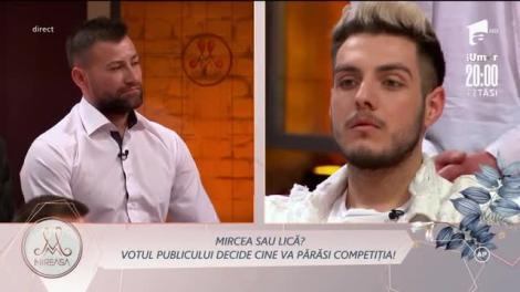"""Mircea a răbufnit! A fost eliminat din casa Mireasa. Ce le-a transmis băieților, înainte de a părăsi competiția: """"Te pup!"""""""