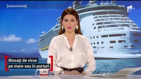 """Zeci de români, în derivă, de luni întregi! Sunt blocați pe mare, pe vasele de croazieră pe care lucrează: """"Supravieţuiesc, pur şi simplu încerc să rezist"""""""