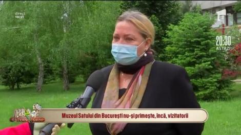 Cele mai multe dintre muzeele din România rămâns închise