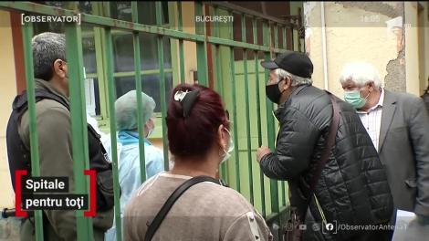 Spitalele din țară, luate cu asalt după redeschidere