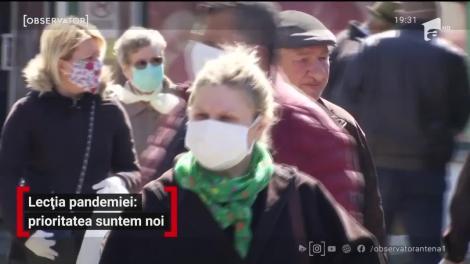 Virusul pandemic a prins România nepregătită