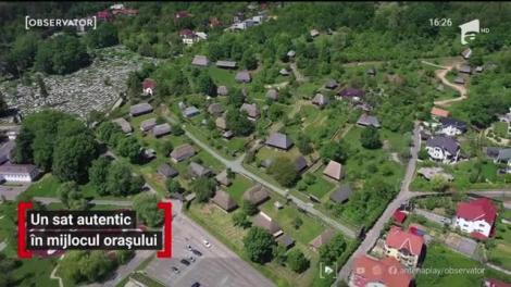 Muzeul Satului, sat autentic în inima oraşului Baia Mare