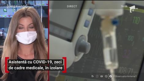 Alertă la Servicul Judeţean de Ambulanţă Olt, după ce o asistentă medicală a fost diagnosticată cu COVID-19!