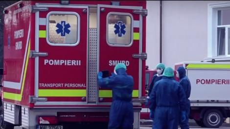 Medicii români pleacă bolnavi din spitale! Posibil focar de coronavirus în Olt, după ce o asistentă de pe Ambulanță s-a infectat