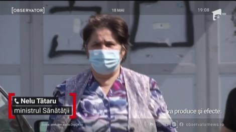 A fost anunţat cel mai mic număr de cazuri noi de coronavirus din ultimele două luni, în România