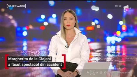 Răsturnare de situație în cazul Margheritei de la Clejani. Cu cine se afla în mașină în momentul în care a provocat accidentul rutier