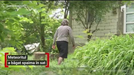 """Un meteorit ar fi căzut în județul Iași. Localnicii, îngroziți: """"S-a resimțit un zgomot puternic!"""""""