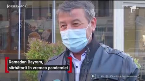 Ramadan Bayram, sărbătorit în vremea pandemiei
