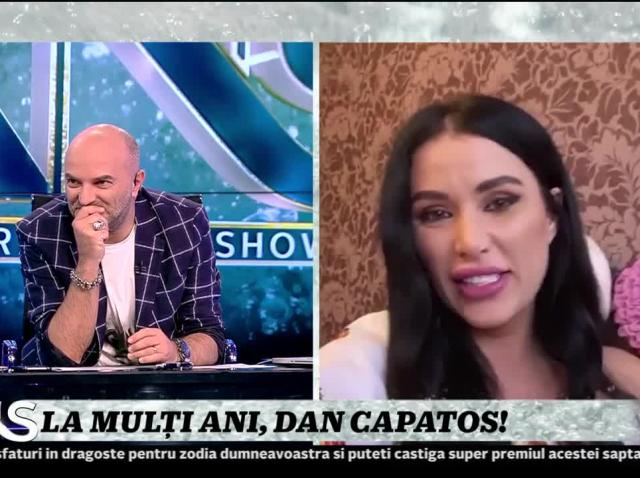 La mulți ani, Dan Capatos! Prezentatorul TV împlinește 47 de ani