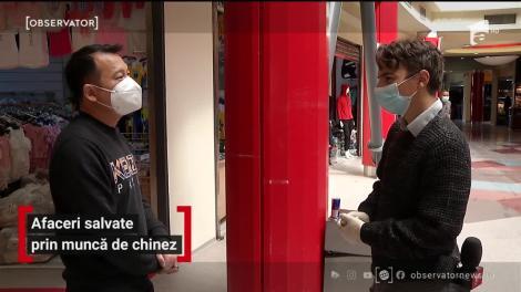 Afaceri chinezeşti pe pământ românesc