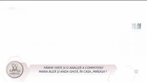 """Maria Buză și Anda Ghiță în casa """"Mireasa"""".  Farsele nu ocolesc pe nimeni. Soacra lui Pitbull Atodiresei, o victimă a umorului involuntar!"""