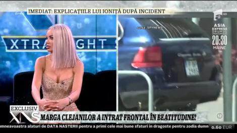 """Margherita de la Clejani, primele declarații după audierile de la Poliție: """"Mă uităm în oglindă și îmi făceam buzele"""""""