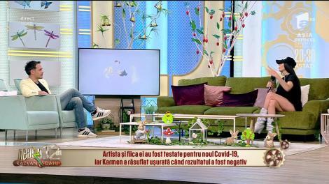 """Fiica lui Adi Minune, pusă la zid de fani! Karmen a îndurat scandal după scandal: """"Nu a fost nimic pe ascuns"""""""