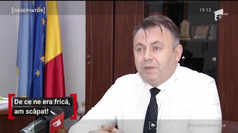 Nelu Tătaru confirmă: România a depăşit perioada critică după aplicarea primelor măsuri de relaxare
