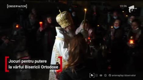 Jocuri pentru putere la vârful Bisericii Ortodoxe