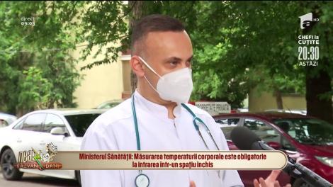 Numărul infectărilor cu coronavirus scade în România. Din păcate, pericolul nu a trecut