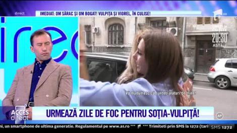 Vulpița, prima ei zi de muncă! A semnat contractul și a devenit independentă! |Video