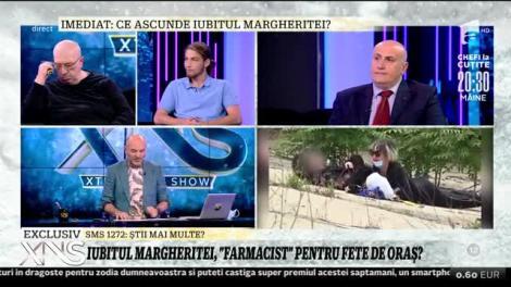 """Iubitul Margheritei de la Clejani, farmacist pentru fetele de oraș! Eduard Fânăreanu: """"Prepară acasă droguri"""""""
