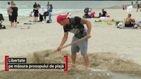 Românii au liber la plajă