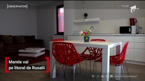 De Rusalii, peste zece mii de turişti sunt așteptați pe litoral