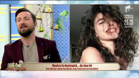Neatza cu Răzvan și Dani te deşteaptă... de ziua ta! La mulți ani, Daria!