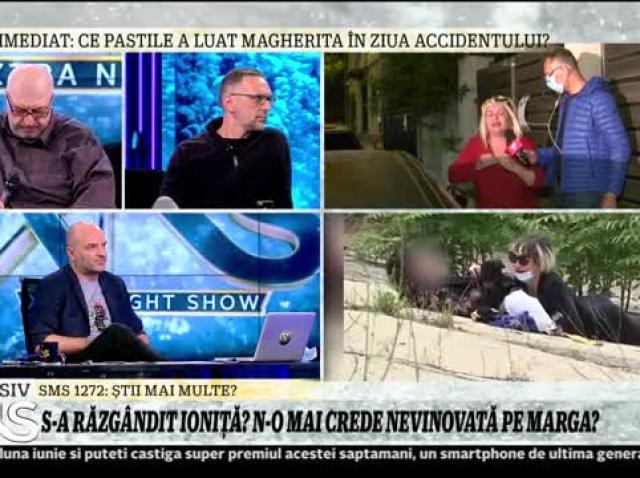 Viorica de Clejani, în lacrimi: Lăsați-mi copiii în pace! Nu vreau ca Margherita să se omoare!