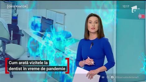 Cum arată vizitele la dentist în vreme de pandemie