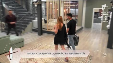 """Armando și Andra, o despărțire dramatică! """"Tu nu înțelegi cât de dor o să-mi fie de tine?"""""""