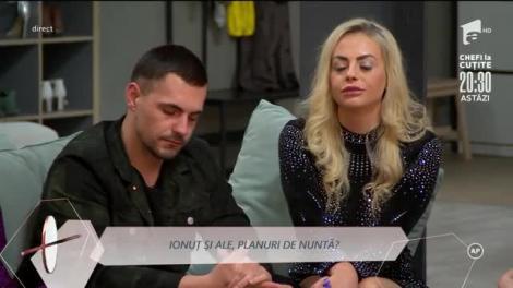 Ale, supriză romantică pentru Ionuț! Concurenta îl așteaptă în baie îmbrăcată extrem de sexy