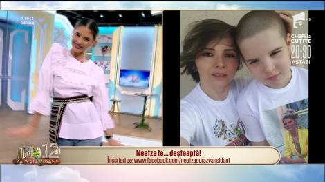 Neatza cu Răzvan și Dani te deşteaptă... de ziua ta! La mulți ani, Maria!