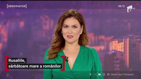 Rusaliile, sărbătoarea mare a românilor