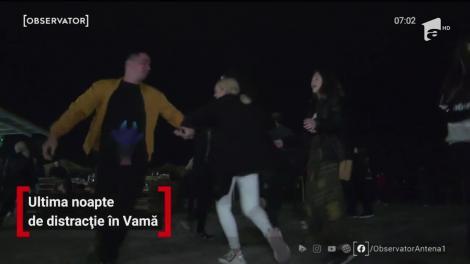 Ultima noapte de distracție în Vama Veche. Cum au petrecut turiştii în minivacanţa de Rusalii