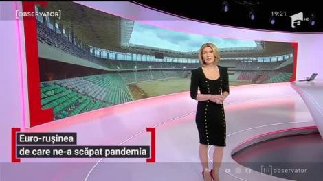 Pandemia a scăpat România de ruşine! Dacă n-ar fi existat COVID19, în luna iunie începea Euro 2020