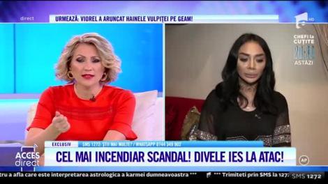 """Lumea mondenă clocoteşte! Pantera Naba şi Bianca Pop au devenit rivale de moarte? Bruneta susține că fosta ispită de la """"Insula Iubirii"""" a amenințat-o!"""