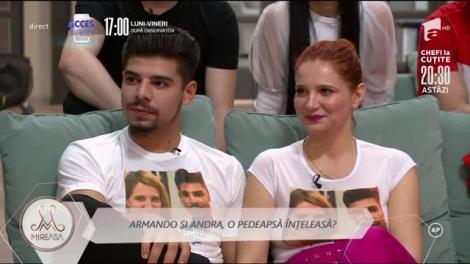 Armando Rădulescu și Andra Nicolin, un nou început