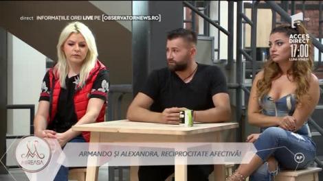 """Alexandra Lincă, dezvăluiri despre copilărie: """"Eu am rămas cu mama"""""""